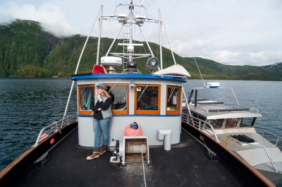 Prince William Sound, 2010